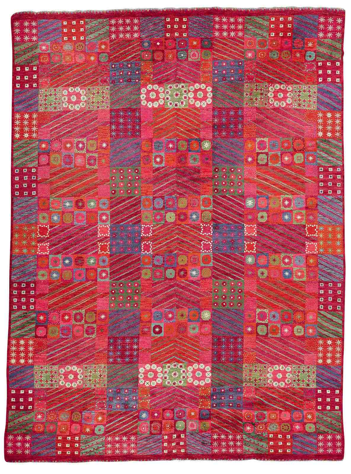 Marianne Richter, A carpet,